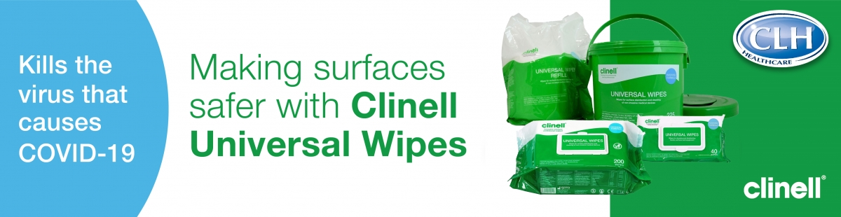 Hard Surface & Multi Purpose Cleaners & Wipes