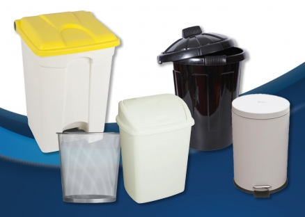 Sackholders, Containers, Dust & Waste Bins