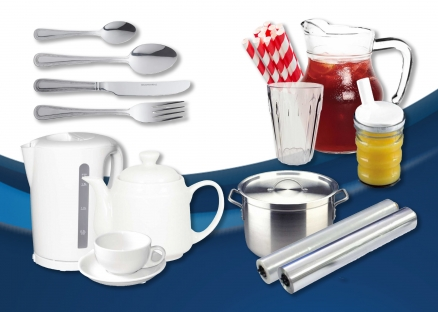 Catering Items & Equipment
