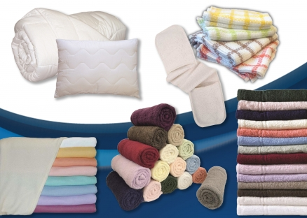 Bedding, Towels & Linen