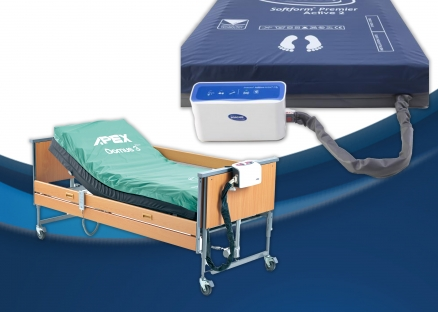 Pressure Care Mattress Systems