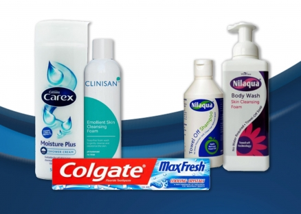 Toiletries For Nursing