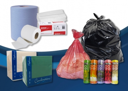Dispenser Consumables & Waste Bags