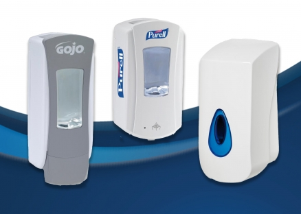 Soaps & Sanitiser Dispensers