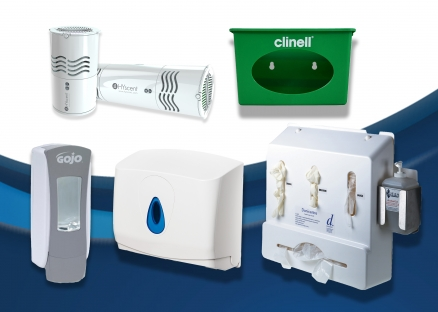 Bathroom & Air Freshener Dispensers