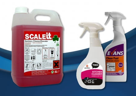 Bathroom & Kitchen Cleaners