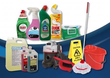Care Home Cleaning Products