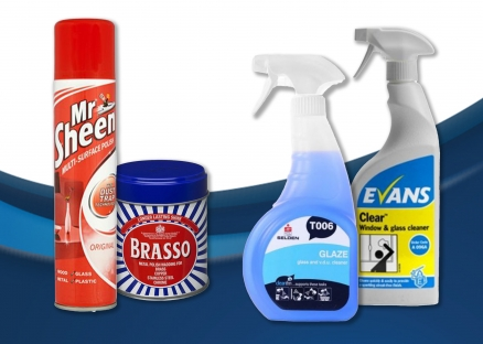 Polishes & Glass Cleaners
