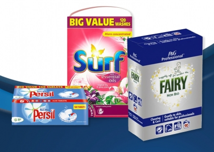 Laundry Powders & Tablets