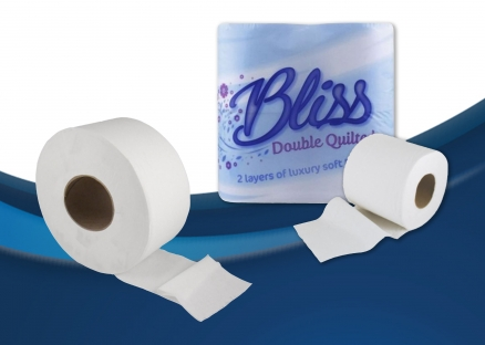 Bathroom Tissue & Toilet Rolls