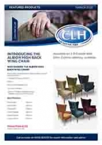 High Back Wing Chairs Product Awareness