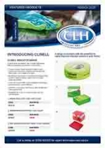 clinell Wipes Product Awareness