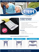 Embroidered Slings Product Awareness