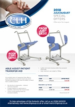 CLH July & August 2018 Special Offers
