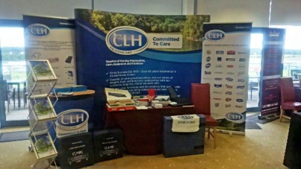CLH Exhibits at Devon Dementia Conference for First Time!