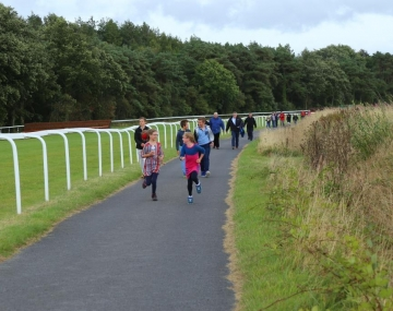 CLH – Walkathon Exeter Racecourse