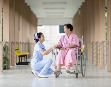 Say Goodbye To Trips & Falls In Your Care Home Part 4