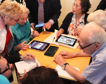 The Benefits Of Technology For Seniors - From a Tech Specialist's Perspective