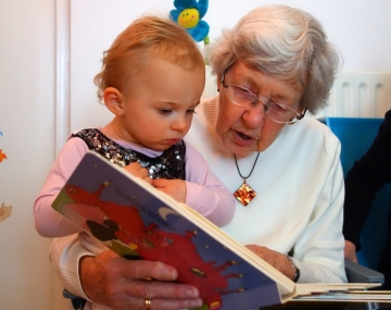 Making Visits To Care Homes Easier For Kids