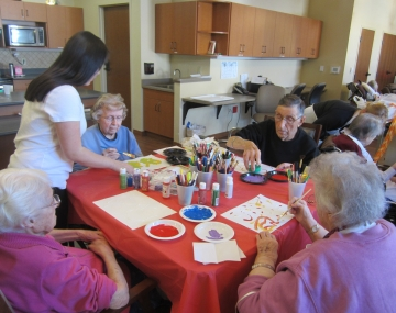 The Importance Of Keeping Those With Dementia Occupied