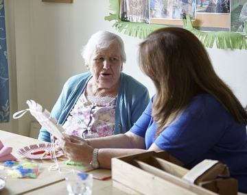 What Are The Benefits Of Volunteering In Care Homes?