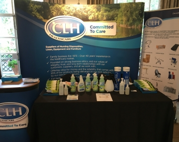 CLH Attend Caring UK Care Conferences
