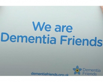 Dementia Awareness Is Brought To CLH