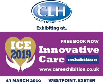 CLH Exhibiting At ICE 2019