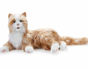 'Tabby Cat': The Lifelike Dementia Companion Cat
