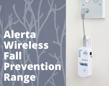 What is the all new Alerta Wireless Range?