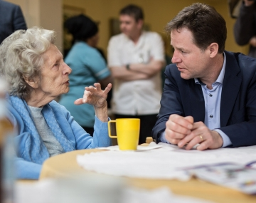 Visiting A Care Home - From A Relative's Perspective