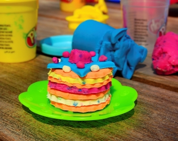 Play Dough: A Recipe For Sensory Success