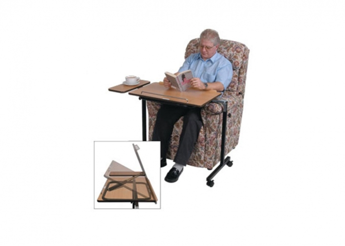 Daleside Adjustable OverChair Table photo 1