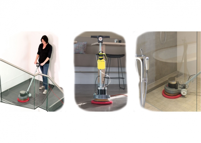 SPRiNTUS EEM13R Single Disc Floor Cleaning Machine - CLH Group