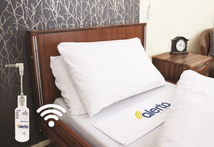 Bed Alertamat, Wireless c/w Transmitter photo 2