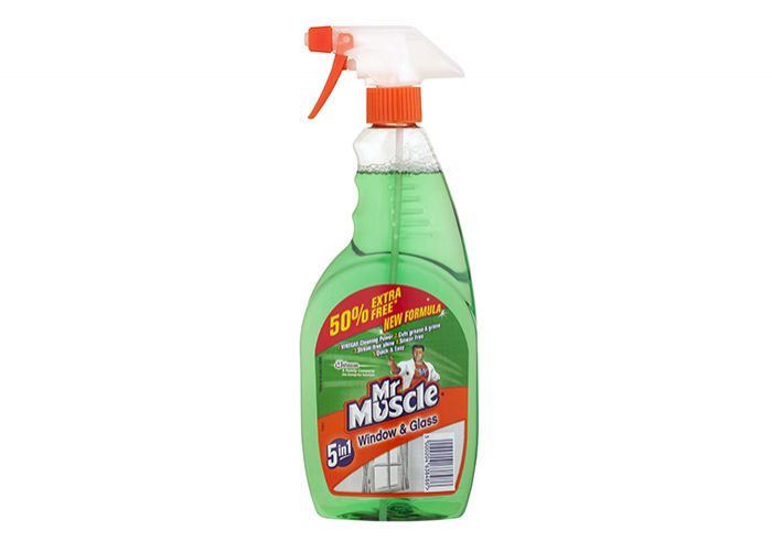 Mr Muscle Window Glass Trigger Polishes Glass Cleaners Clh Healthcare