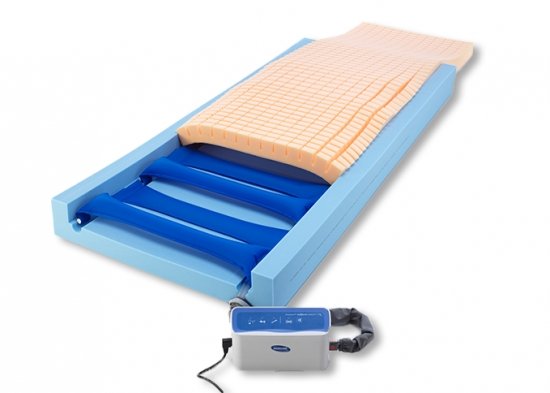 Premier Active 2 Hybrid Mattress System main product image