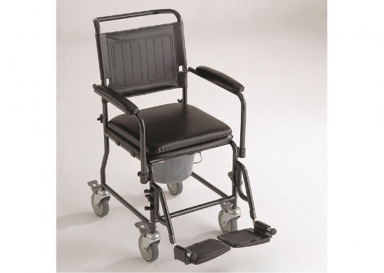 Invacare Mobile Commode Chair Clh Group