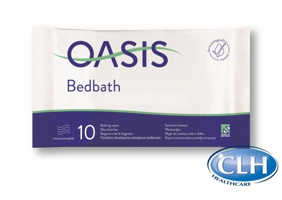 Oasis Bed Bath Wipes Wet Wipes Clh Healthcare