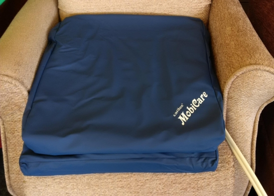 Mobicare Air Alternating Seat Cushion System main product image