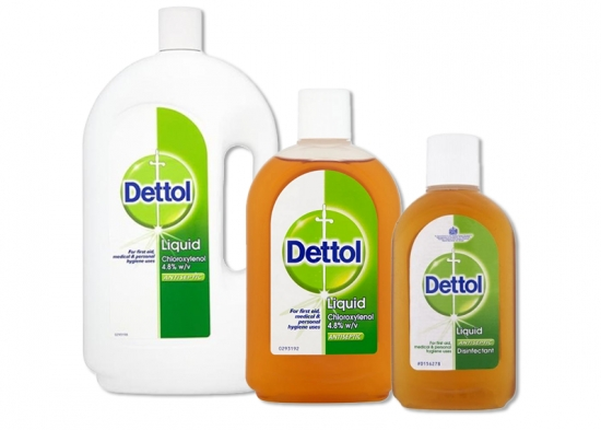 Dettol Antiseptic Liquid Clh Group