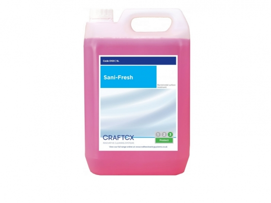 Craftex Sani Fresh Wet Carpet Cleaning Clh Healthcare