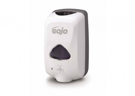 GoJo 2739 TFX White 1200ml Dispenser