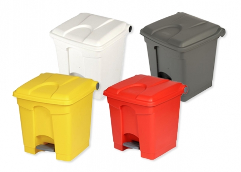 30 Litre Step-On Container Bins