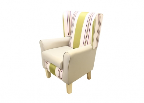 Jemma High Back Lounge Chair