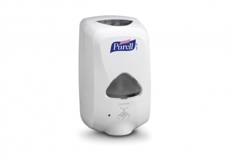 GoJo Purell 2729 TFX White 1200ml Dispenser