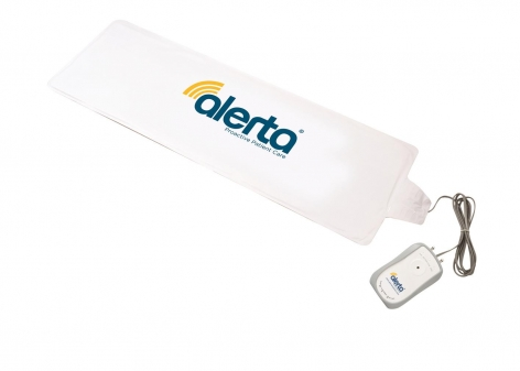 Alerta Bed Nurse Call Alarm Mat & Monitor