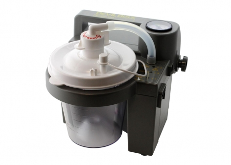 DD Vacuaide 7305P-U Portable Suction Machine
