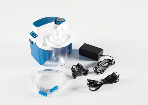 DD Vacuaide 7314 QSU Portable Suction Machine