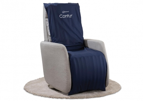 Repose Contur Acute Seat & Lumbar Cushion with 1 Contur Cover & Pump
